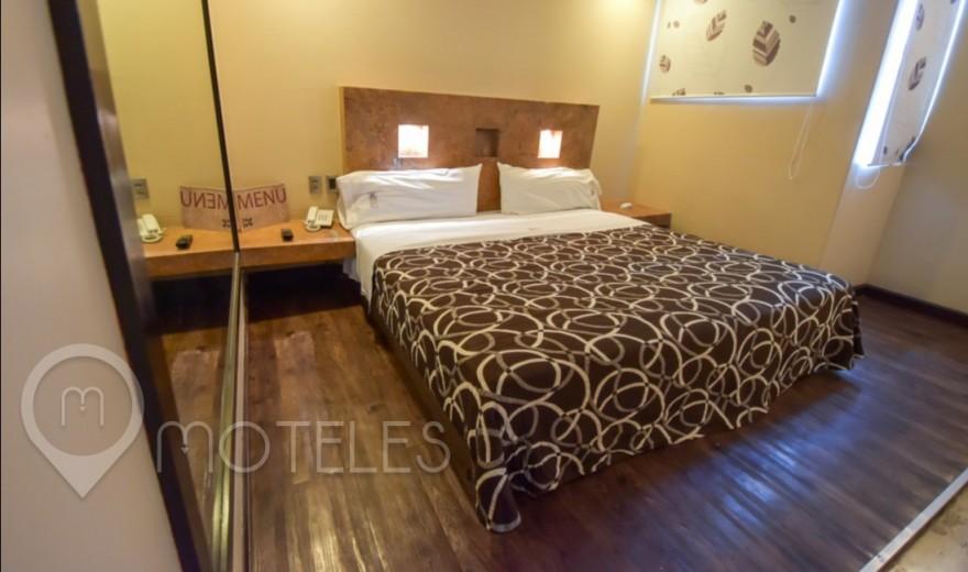 Habitacion Pole Dance del Motel M Motel & Suites - Tláhuac
