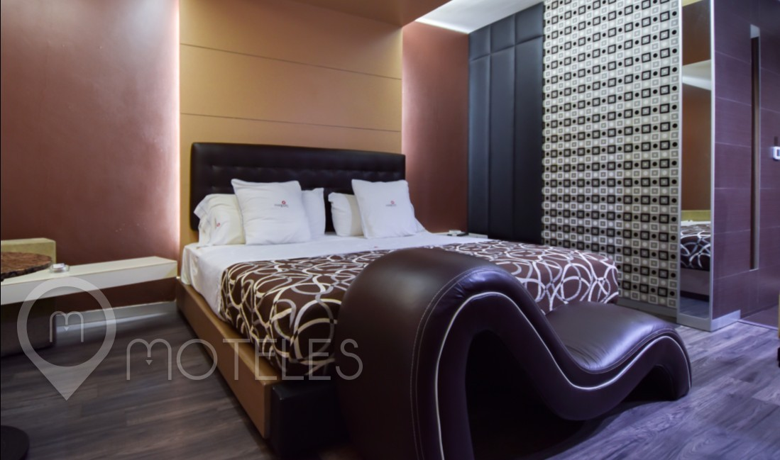 Habitacion Master Suite del Motel Magnum