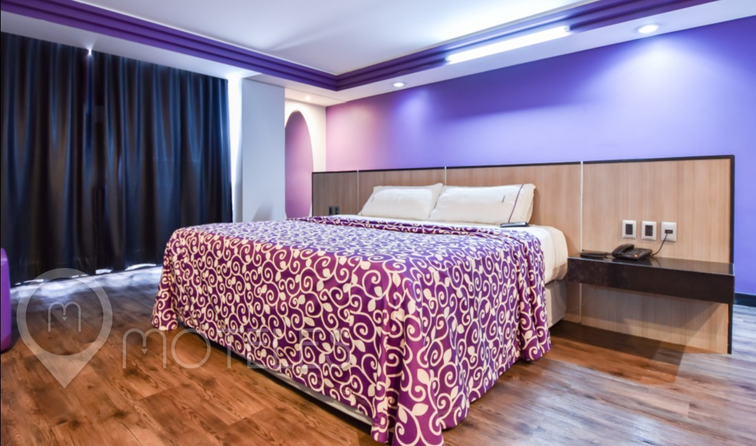 Habitacion Torre Sencilla del Motel Maxíntimo