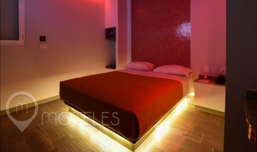 Habitacion Suite Standard del Motel Metrópolis