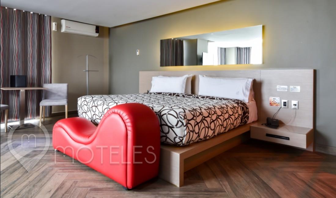 Habitacion Torre Master Suite del Motel Metropolitan