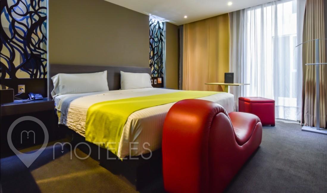 Habitacion Villa Sencilla del Motel Metropolitan