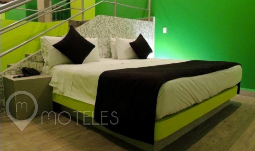 Habitacion Suite del Motel Montreal