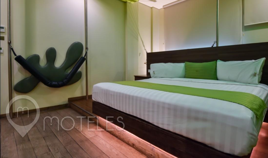 Habitacion Villa  del Motel Natura