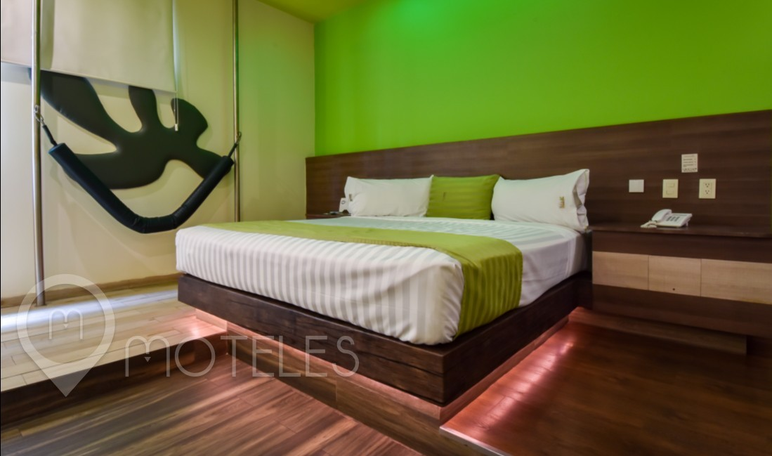 Habitacion Villa Suite  del Motel Natura