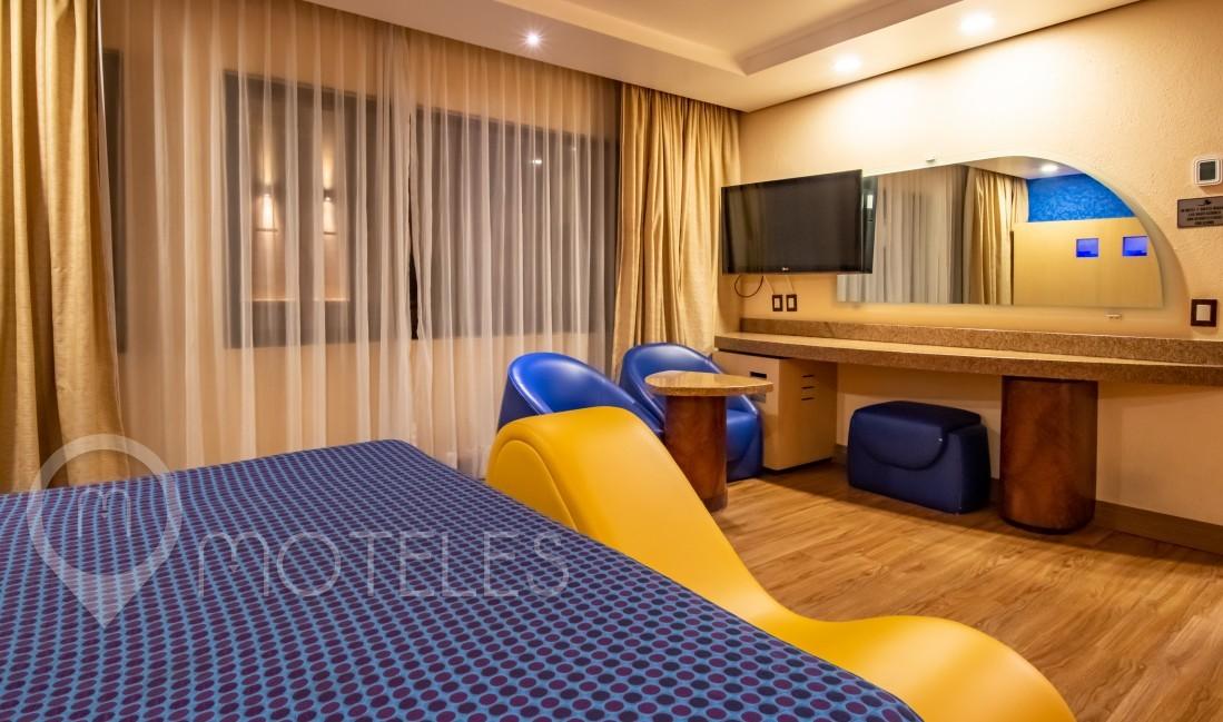 Habitacion Suite del Motel Niágara Hotel & Suites