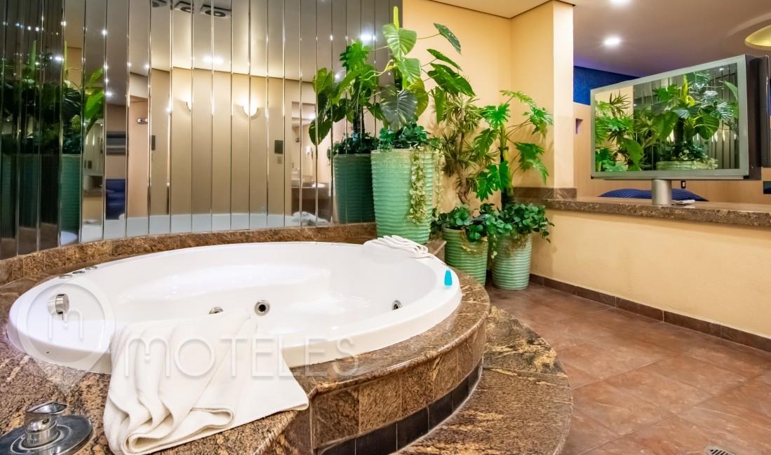 Habitacion Suite Niágara del Motel Niágara Hotel & Suites