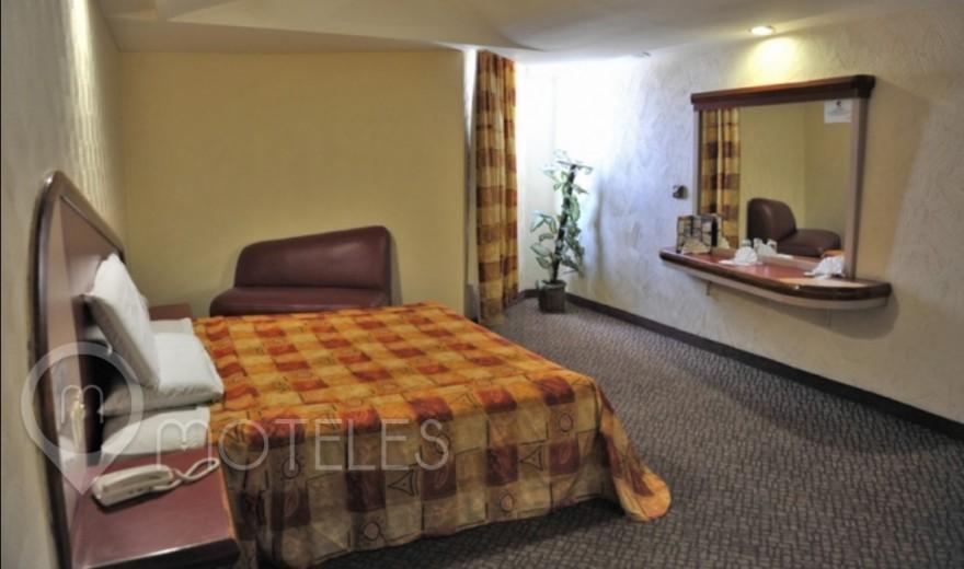 Habitacion Estándar del Motel Auto Hotel Niza
