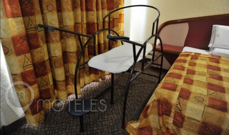 Habitacion Suite del Amor del Motel Auto Hotel Niza