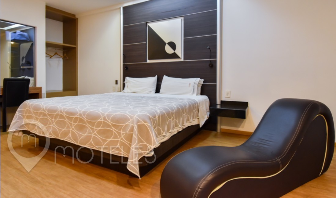 Habitacion Torre Jacuzzi Especial del Motel Novo Coapa