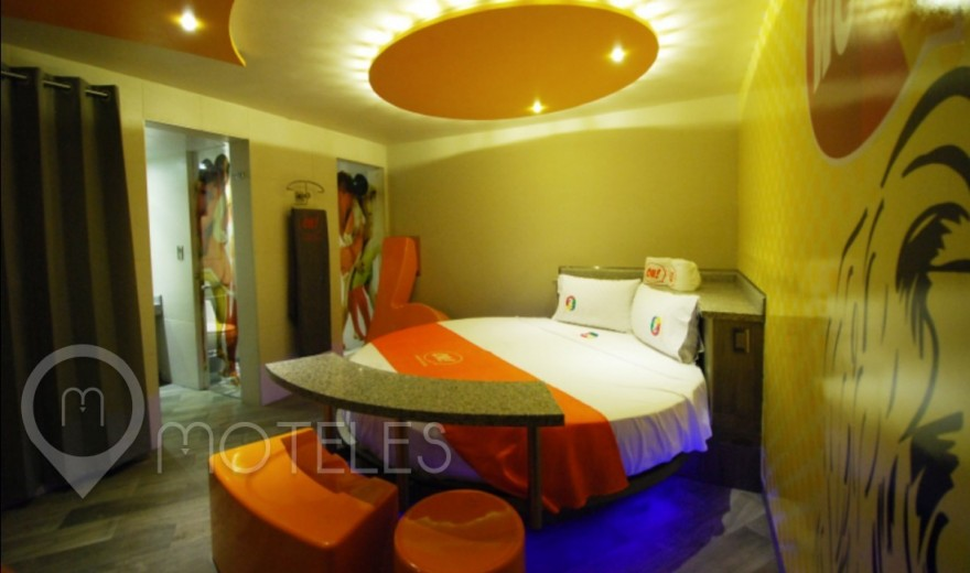 Habitacion Suite Junior WOW! del Motel OH Oriente