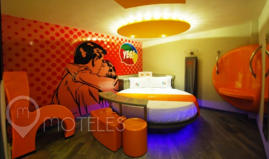 Habitacion Suite Junior YES! del Motel OH Oriente