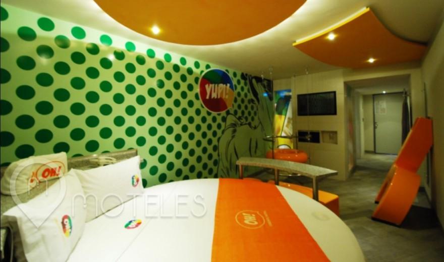 Habitacion Suite junior YUPI! / WUHU! del Motel OH Oriente