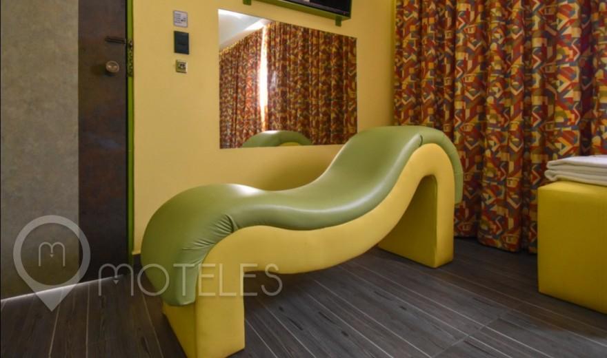 Habitacion Matrimonial del Motel Olimpo