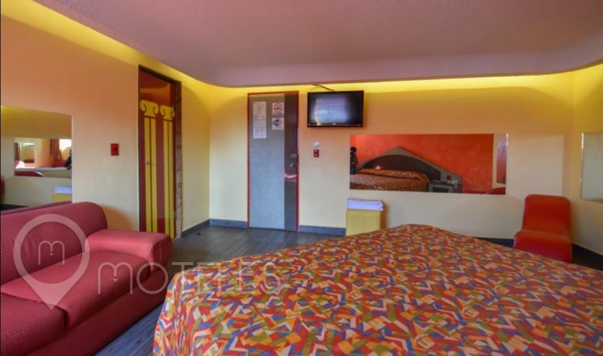 Habitacion Suite del Motel Olimpo