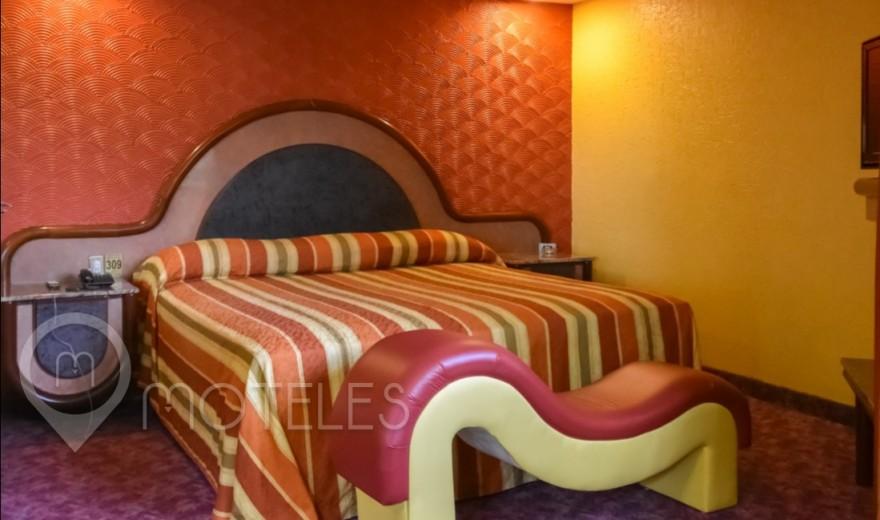 Habitacion Suite Master del Motel Olimpo
