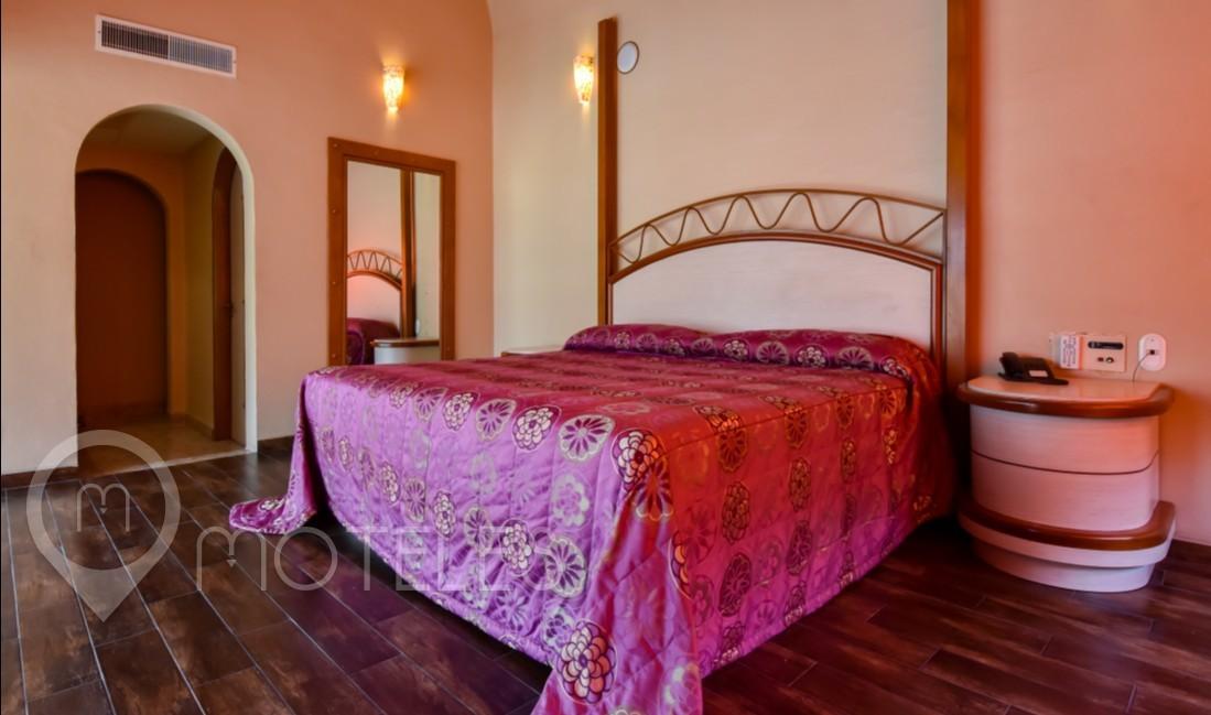 Habitacion Villa Alegre del Motel Paraíso del Sur