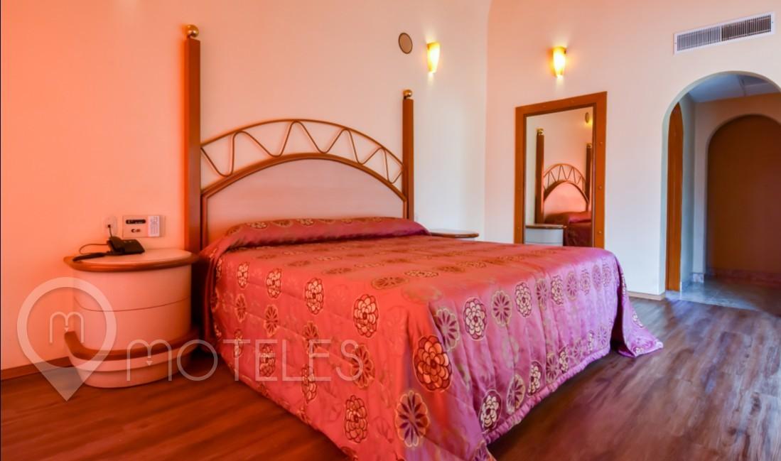 Habitacion Villa Paraíso del Motel Paraíso del Sur
