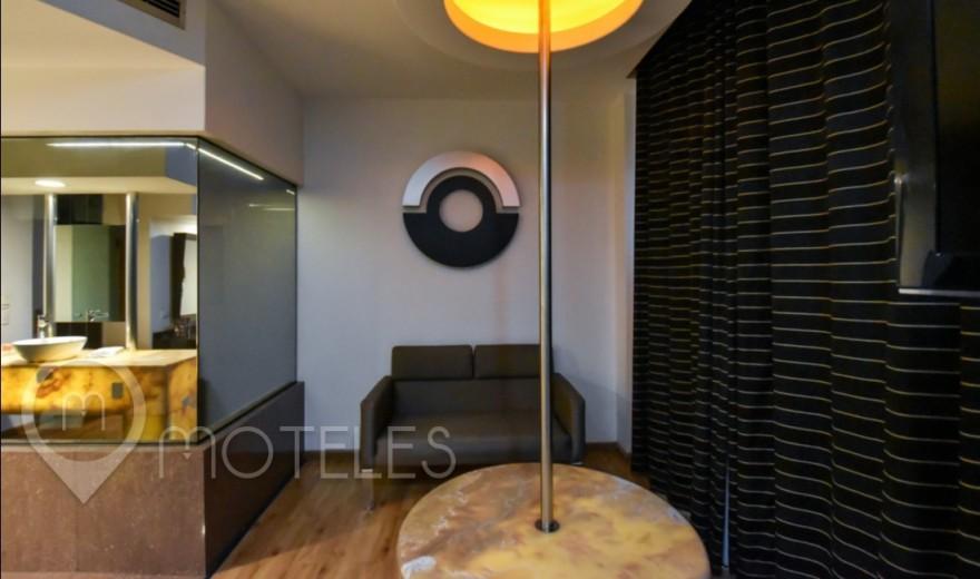 Habitacion Torre Junior VIP del Motel Pasadena Hotel & Villas