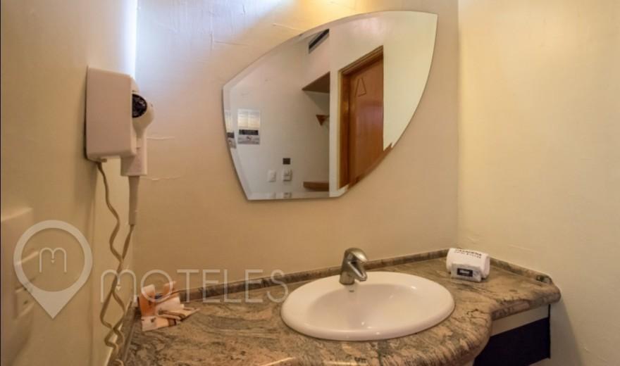 Habitacion Villa Junior del Motel Pasadena Hotel & Villas