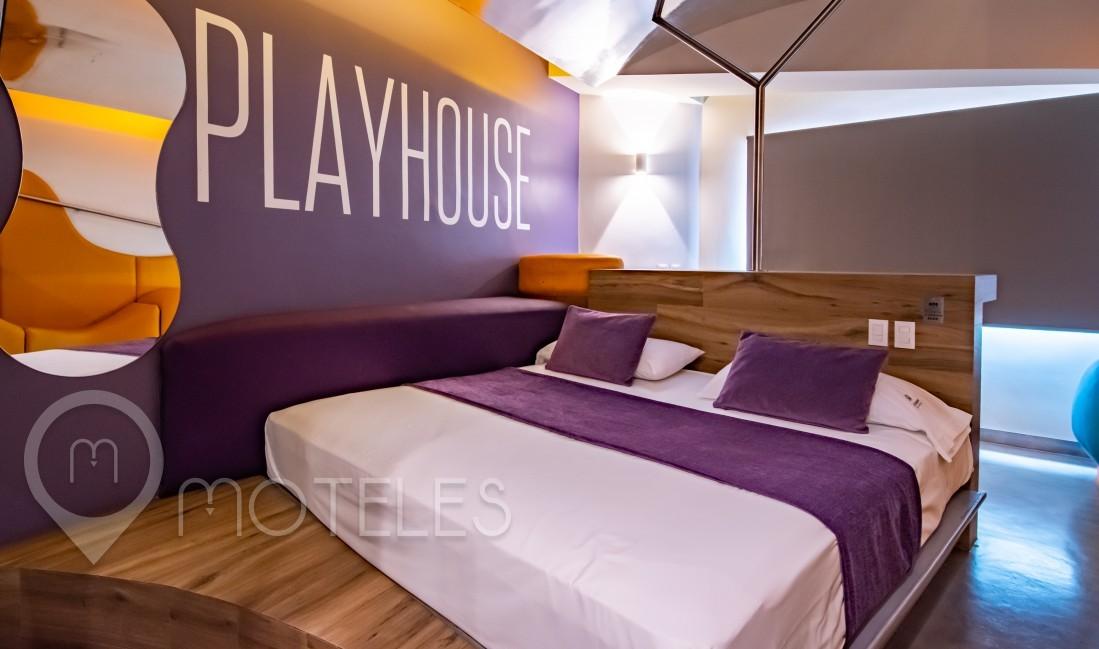 Habitacion Villa VIP Plus remodelada del Motel Pasadena Hotel & Villas