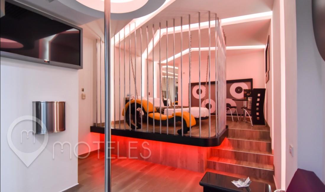Habitacion Villa VIP del Motel Pasadena Hotel & Villas