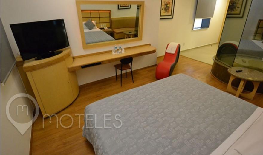 Habitacion Villa Sencilla del Motel Patriotismo Hotel & Villas