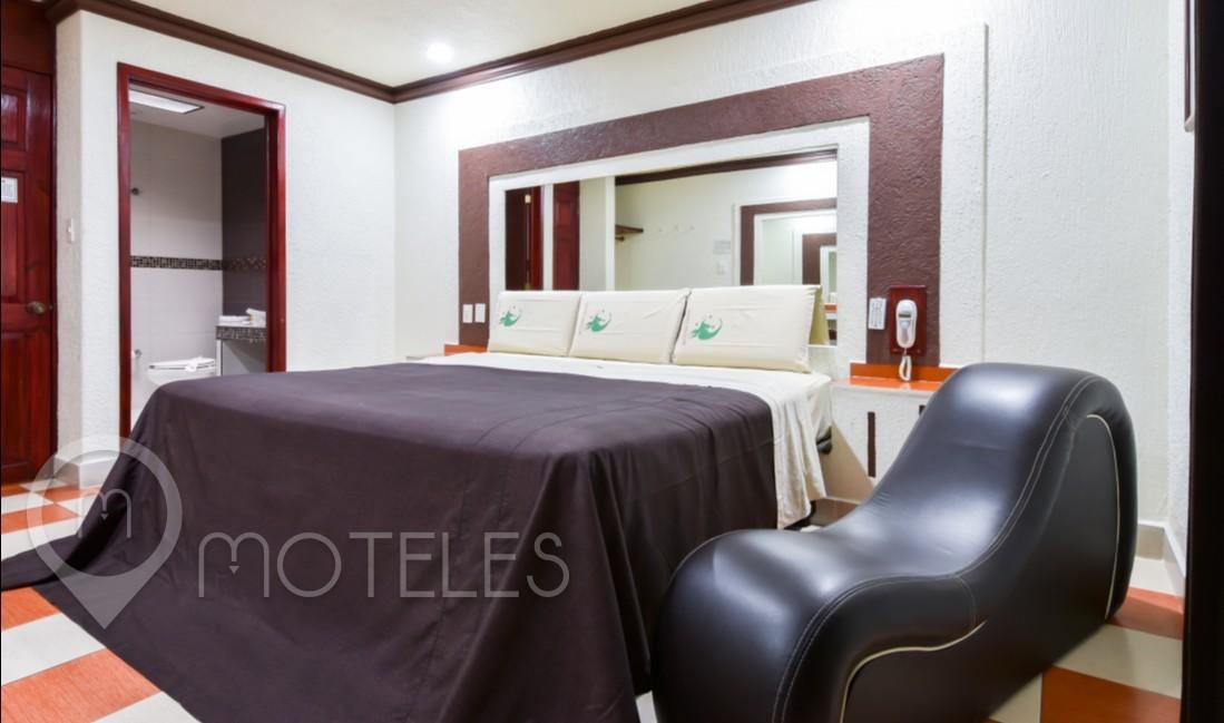 Habitacion Villa Sencilla del Motel Pegaso