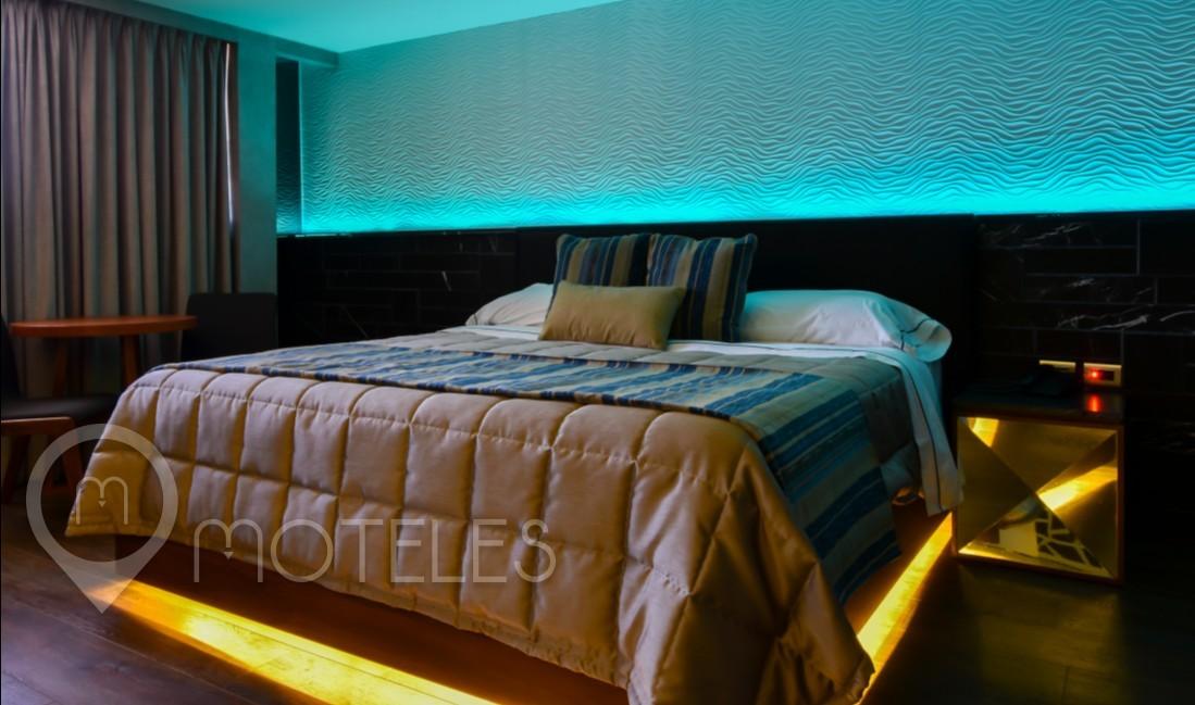 Habitacion Jacuzzi  Hotel  del Motel Picasso Circuito