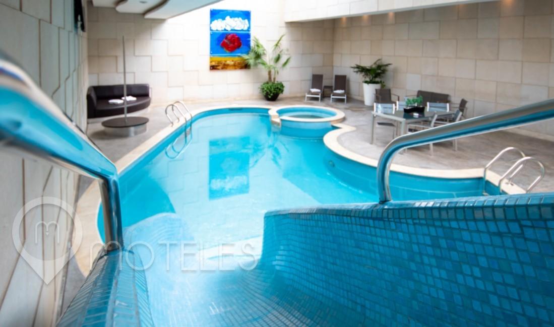 Habitacion Suite Alberca del Motel Picasso Tláhuac