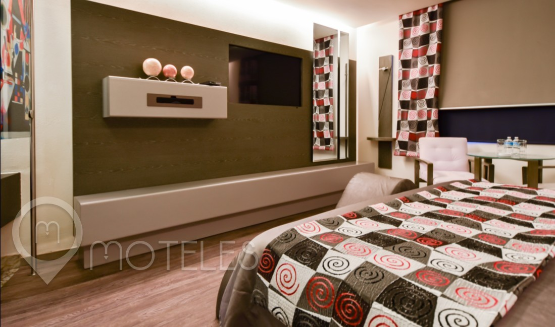 Habitacion Sencilla del Motel Picasso - Toluca