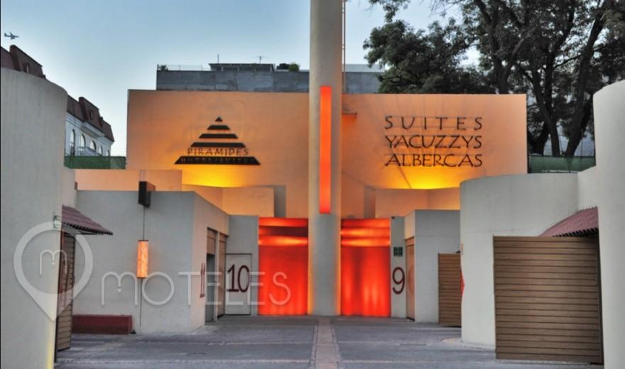 Motel Pirámides del Valle