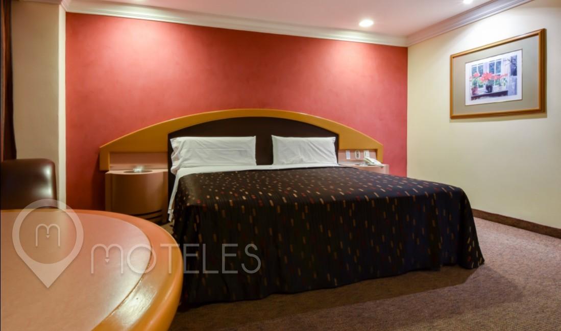 Habitacion Estándar del Motel Plaza Belices