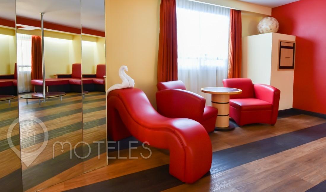 Habitacion Jacuzzi Villa  del Motel Plaza del Rey Hotel & Villas