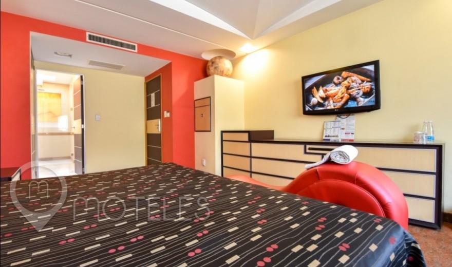 Habitacion Standard del Motel Plaza del Rey Hotel & Villas