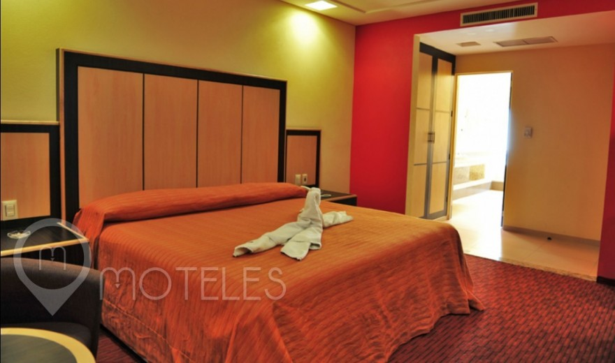 Habitacion Villa Jacuzzi Standard  del Motel Plaza del Rey Hotel & Villas