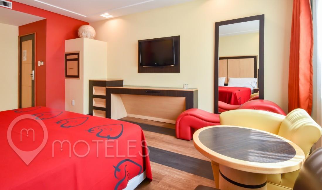 Habitacion Villa Standard del Motel Plaza del Rey Hotel & Villas