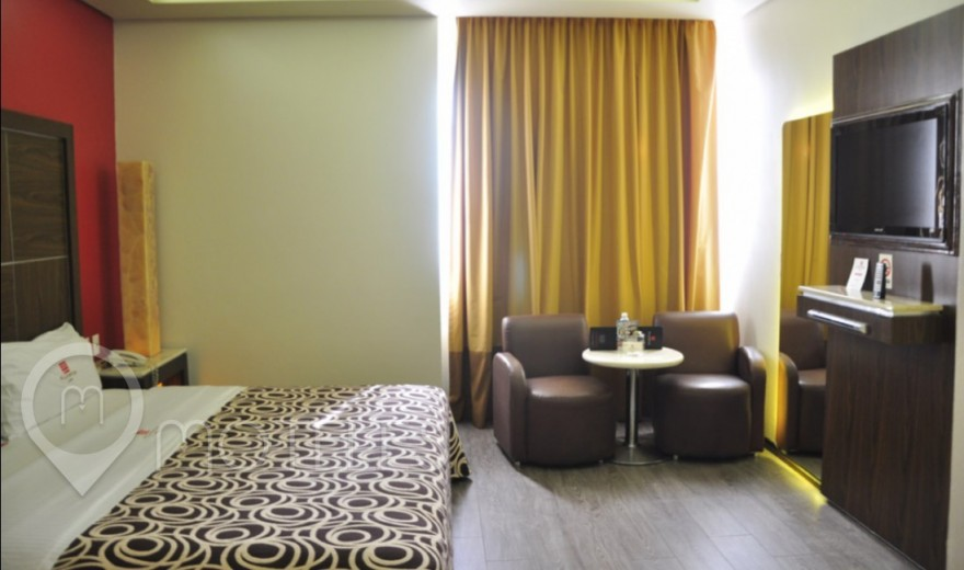 Habitacion Suite del Motel Plutarco Suites