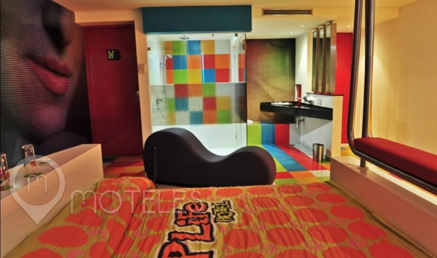 Habitacion Sencilla Torre del Motel Pop Life