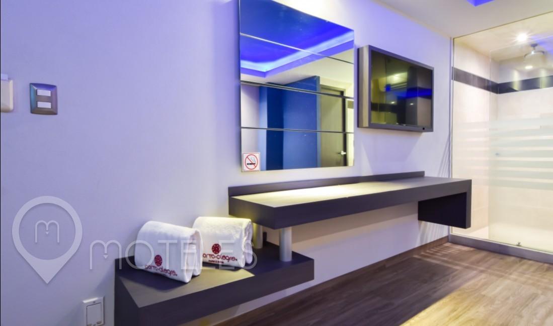 Habitacion Hotel Sencilla del Motel Porto Alegre Motel & Suites