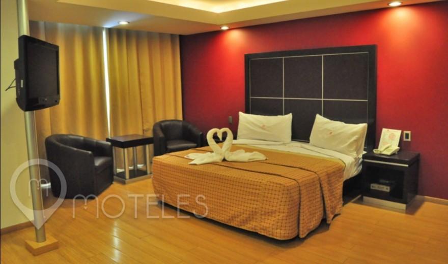 Habitacion Motel Jacuzzi del Motel Porto Alegre Motel & Suites