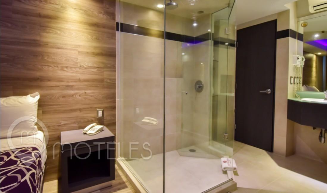Habitacion Motel Sencilla del Motel Porto Alegre Motel & Suites