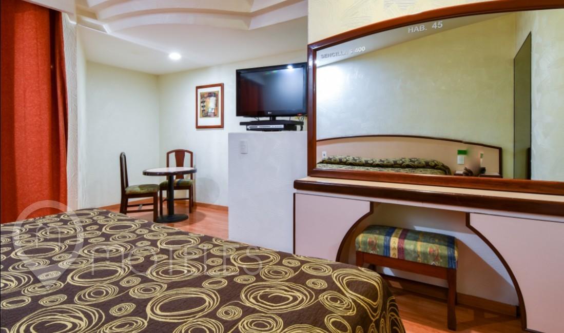 Habitacion Sencilla del Motel Porto Sol Villas & Suites