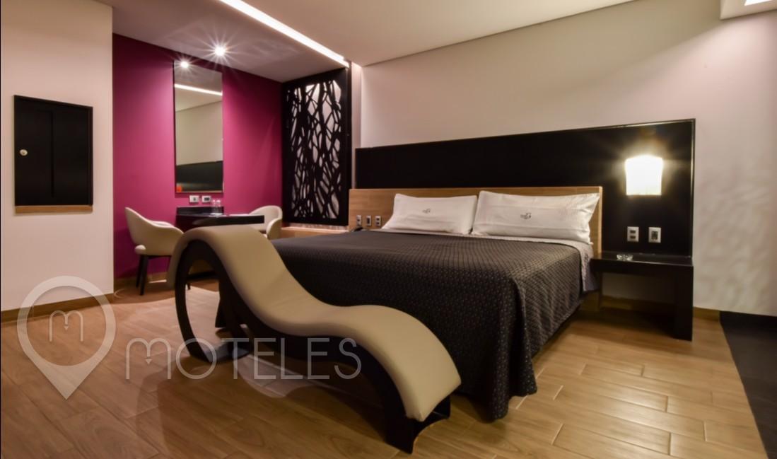 Habitacion Suite Sencilla  del Motel Punto G Elements