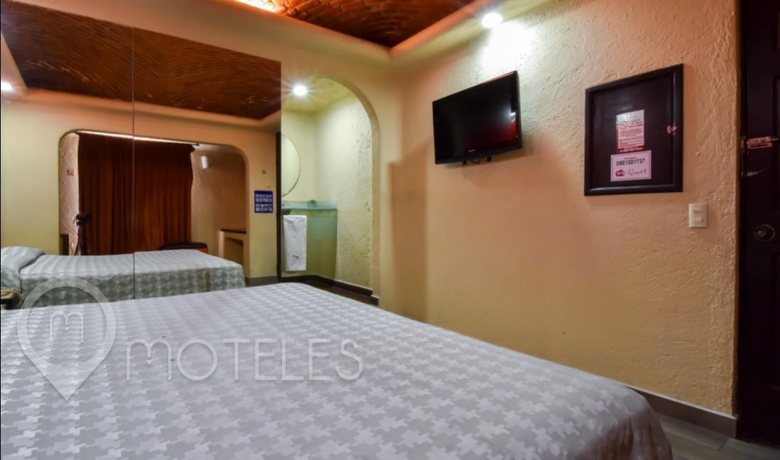 Habitacion Villa Sencilla del Motel Quetzalli Suites