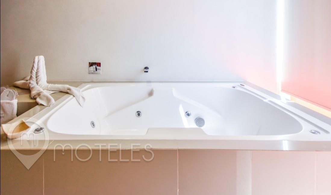 Habitacion Jacuzzi del Motel Quinta Tlalpan Hotel & Suites