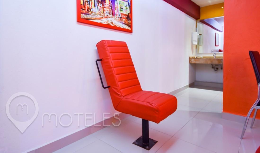 Habitacion Villa Master del Motel Quinta Tlalpan Hotel & Suites