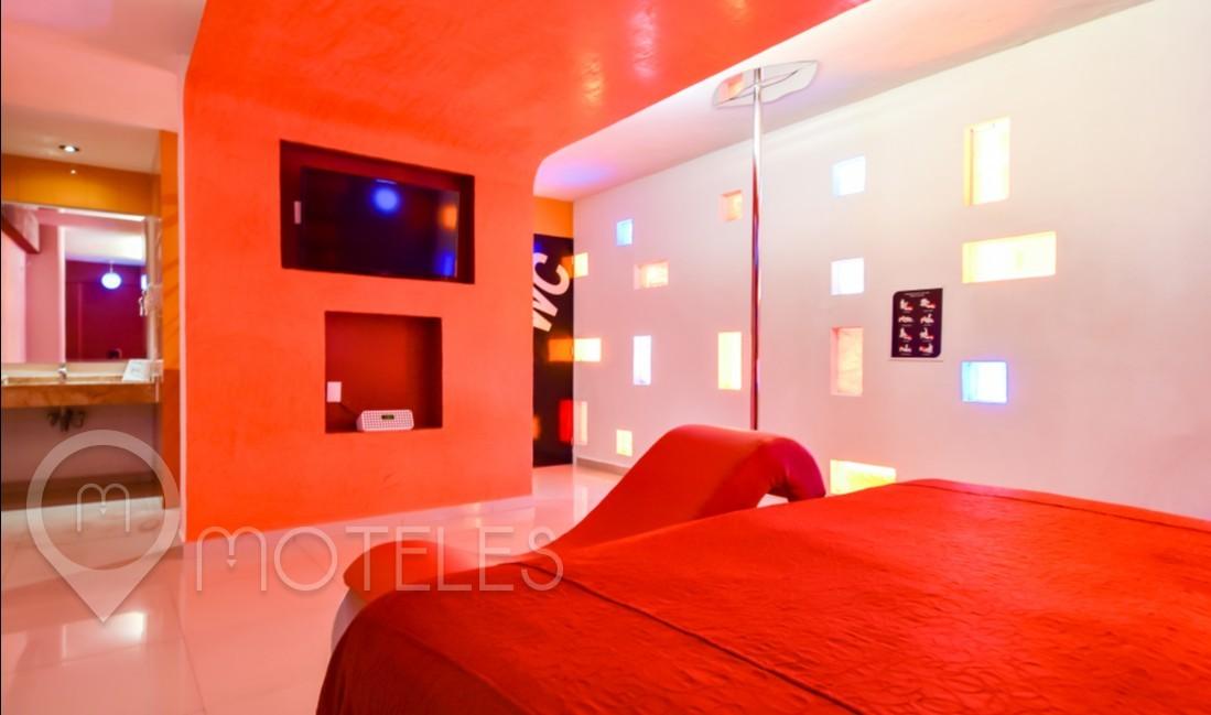 Habitacion Villa Sencilla del Motel Quinta Tlalpan Hotel & Suites