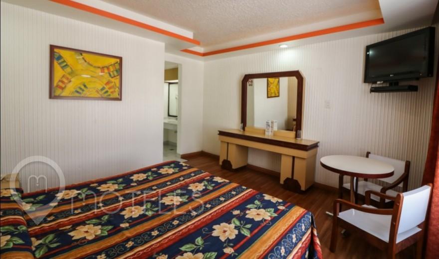 Habitacion Suite Jacuzzi del Motel Río