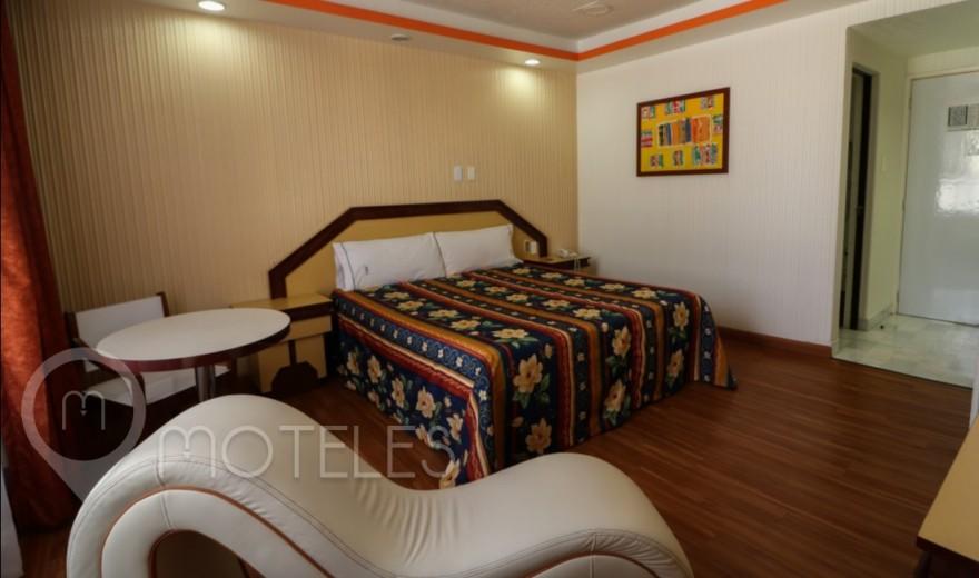 Habitacion Suite Potro del Motel Río